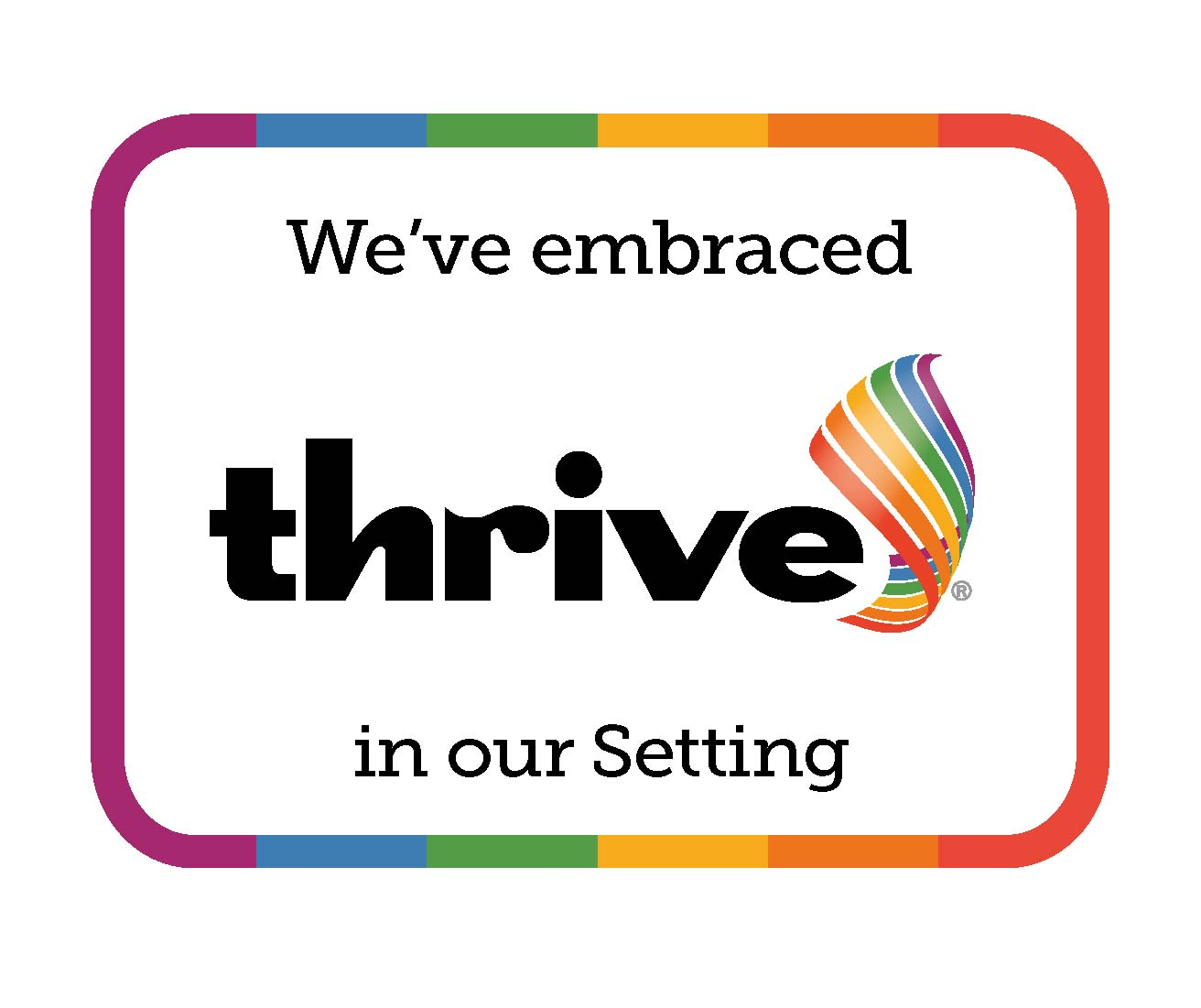 The Thrive Approach